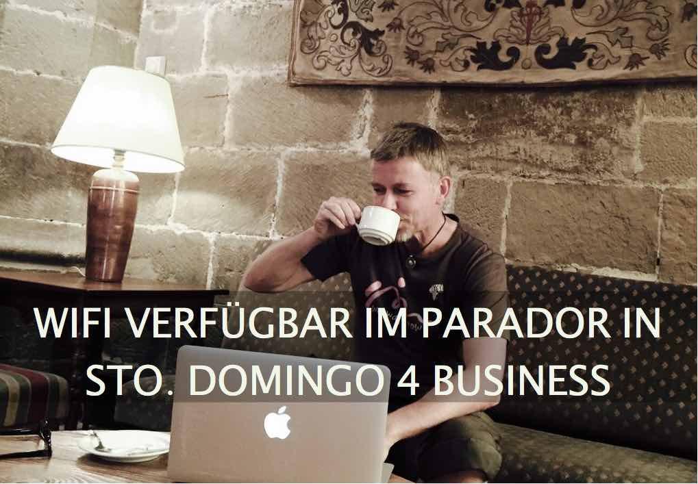 WeWalkNow Business im Parador