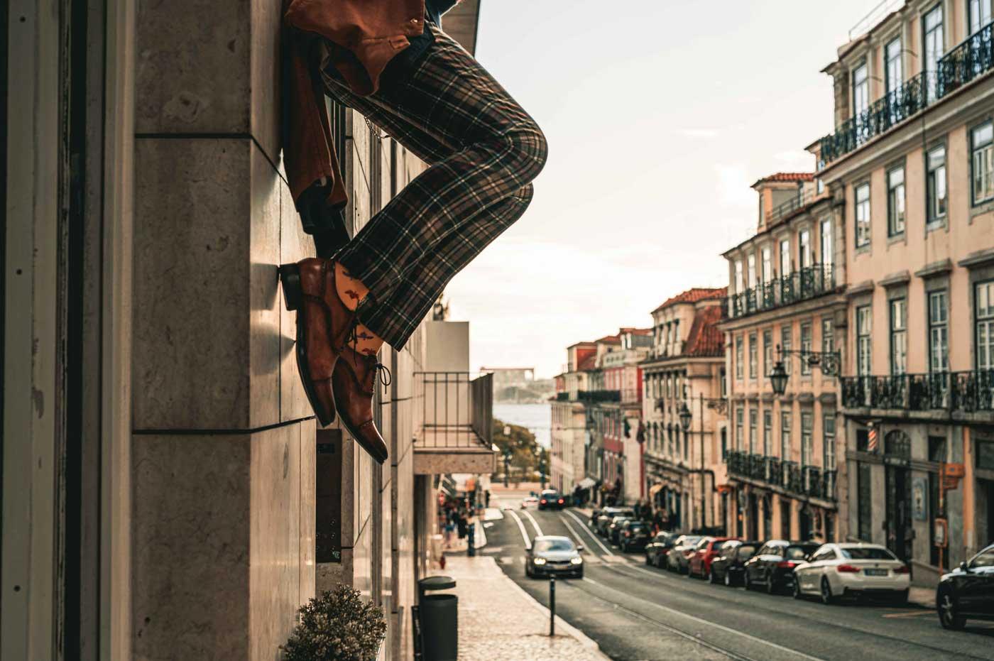 Street Photography Lisbon wewalknow
