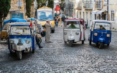 Ich habe es überlebt, Tag 4 Lissabon
