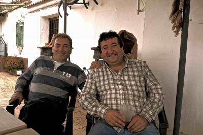 Raul und Felipe