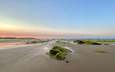 Sunset in Praia Baleal